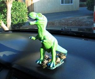 T-Rex Dashboard Companion!