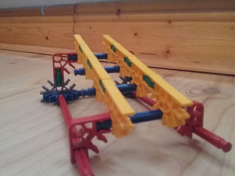 Simple Ball Machine Path