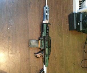 Awesome AK47 Nerf Gun