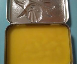 Coconut Oil Healing Balm