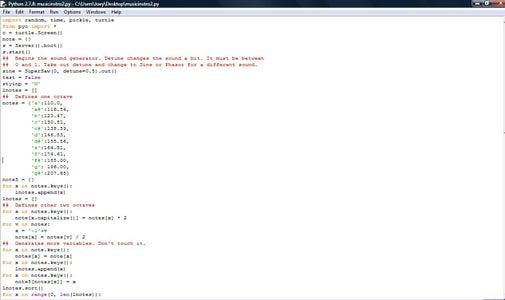 Run the Code (Finally!)