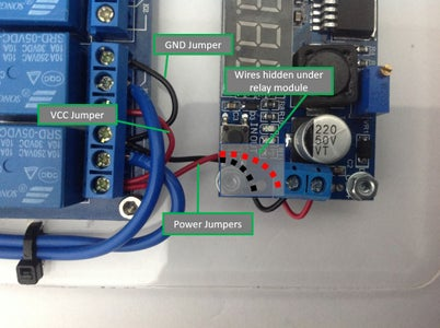 Relay Wiring - Final Check