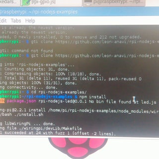 JavaScript for IoT: Blinking LED on Raspberry Pi With Node.js