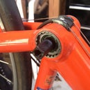 Installing Road Bicycle Bottom Bracket