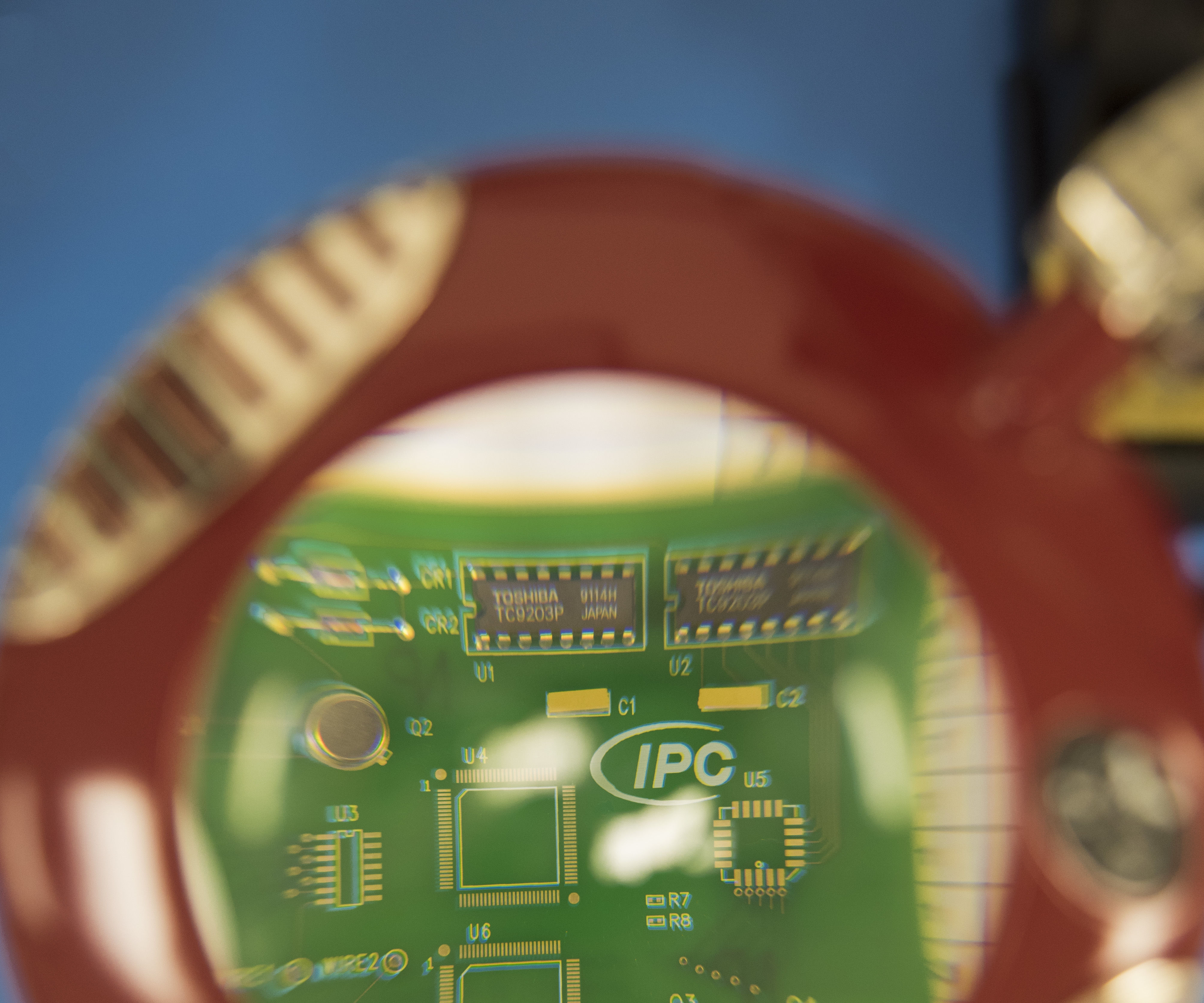 How to Inspect a Printed Circuit Board