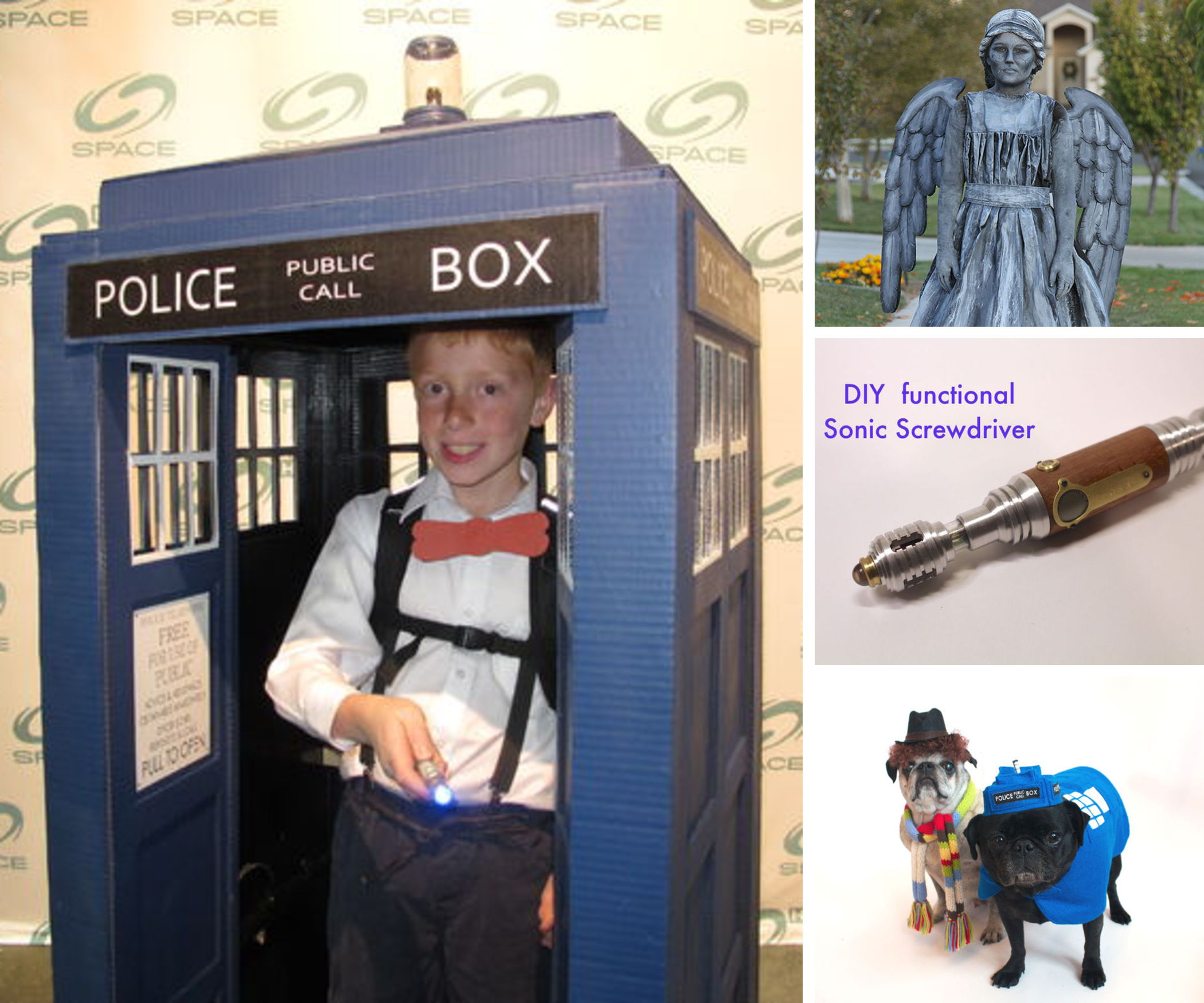 Doctor Who Halloween Costumes