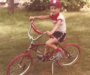 Relive Your Childhood With Your First Bicycle