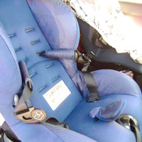 Liquid-Cooled Car Seat