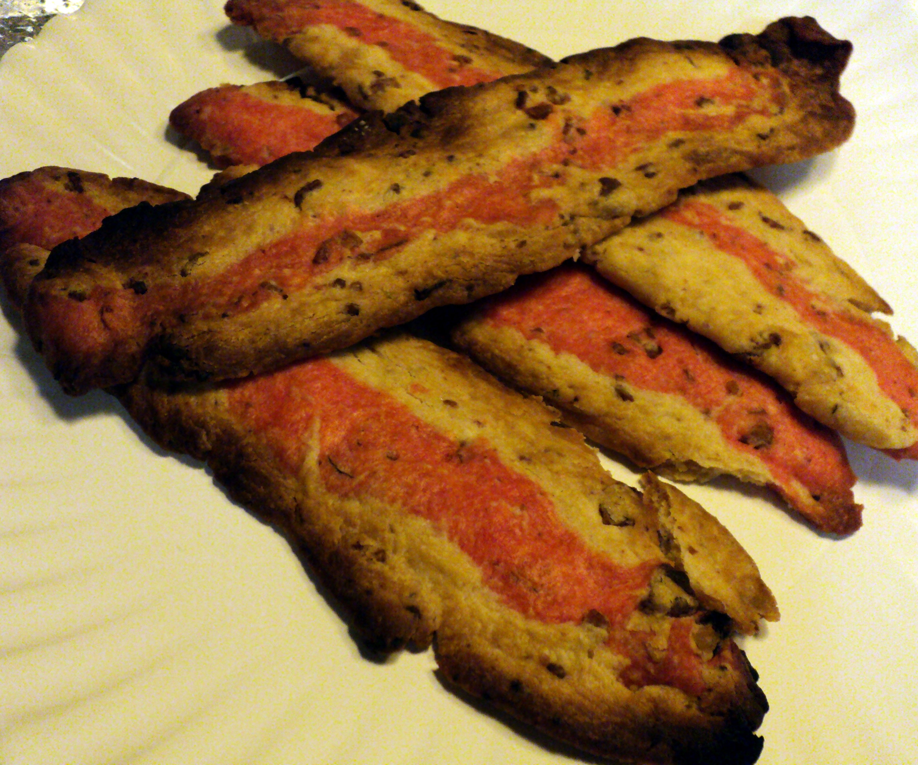 Soylent Red Crackers is Bacon