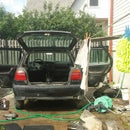 Car cleaning OVERKILL