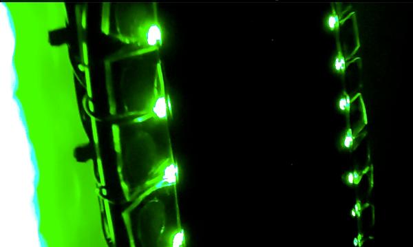 Ground Tracking LED Longboard Mod