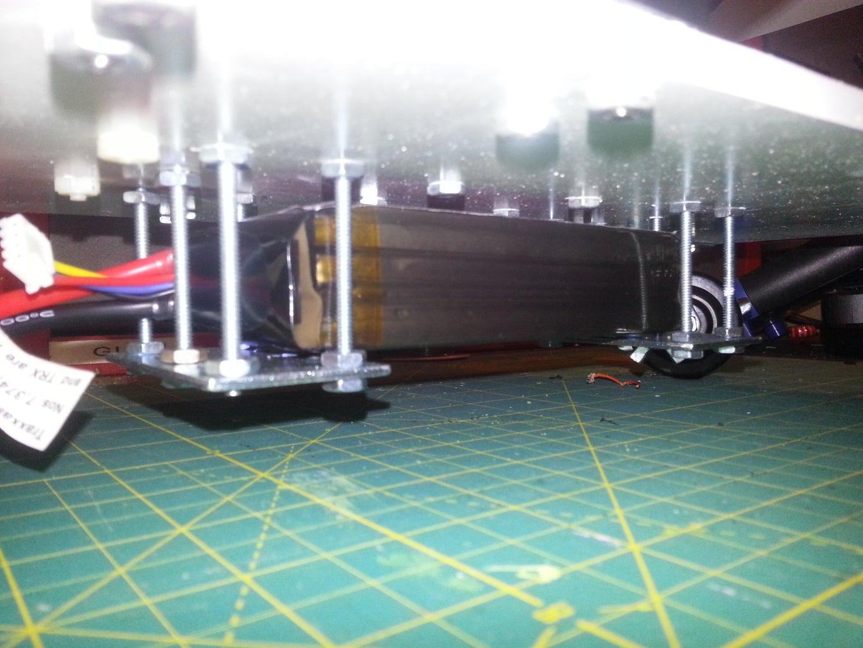 Creating a Battery Housing