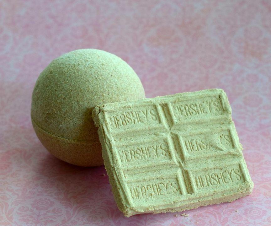 Chocolate Bath Bombs