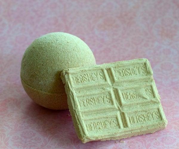 DIY Chocolate Bath Bombs