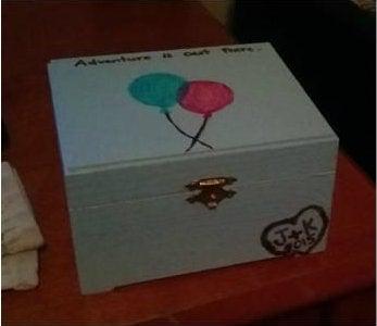 Arduino Trinket Music Box
