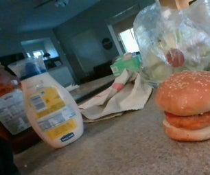 EXTREST MOST BESTEST CHICKEN SANDWICH
