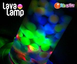 ORBEEZ LAVA LAMP | MonsterKids LAB [Science]
