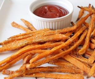 Easy Sweet Potato Fries