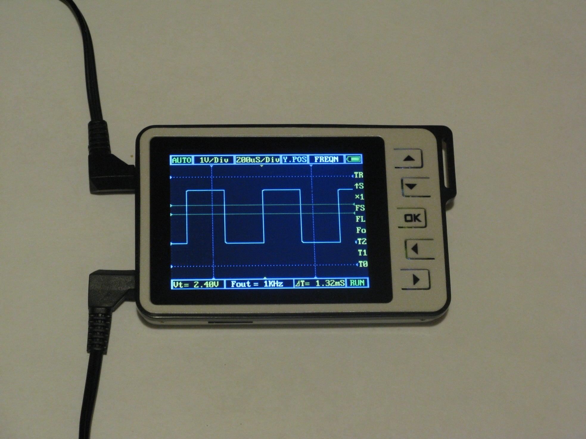 DSO Nano oscilloscope V2