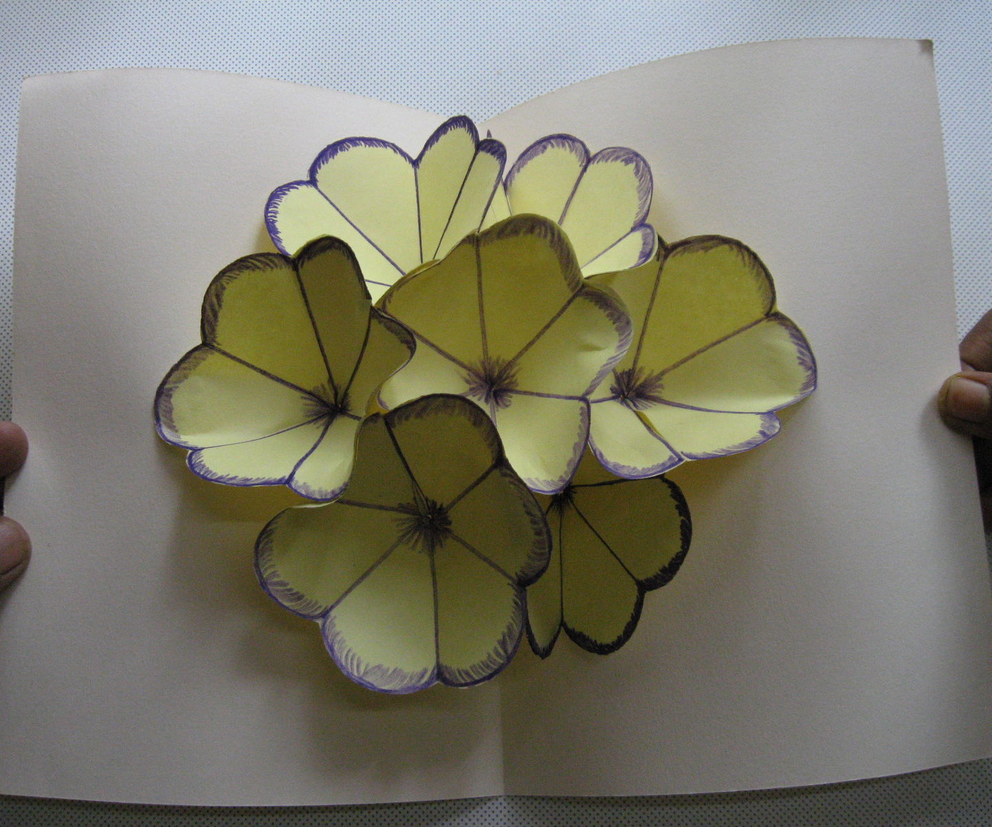 How to Make Pop Up Greeting Card