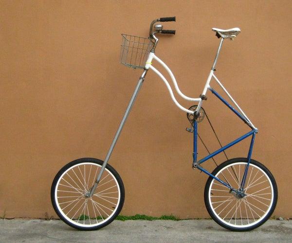 "How to Make a ""high-rider"" Tall Bike"