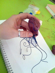 Make the Polymer Clay Body