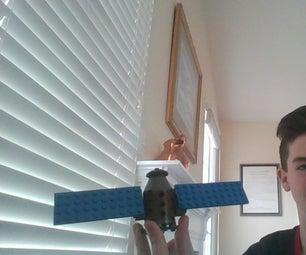Lego Satellite