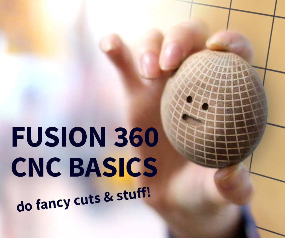 Fusion 360 CAM Tutorial for CNC Beginners