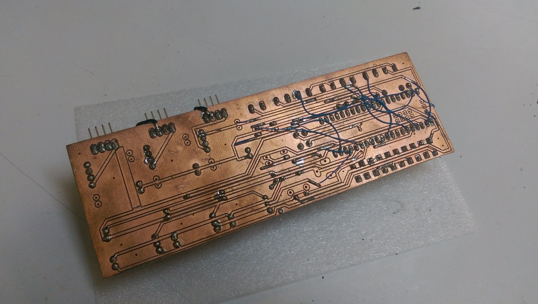 Voila! Your Own PCB