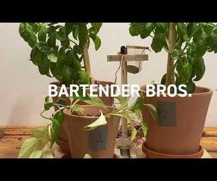 植物调酒师