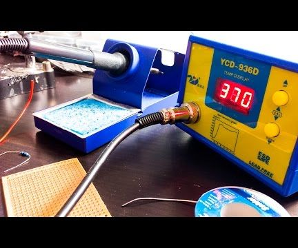 How to Solder - SimplyElectronics