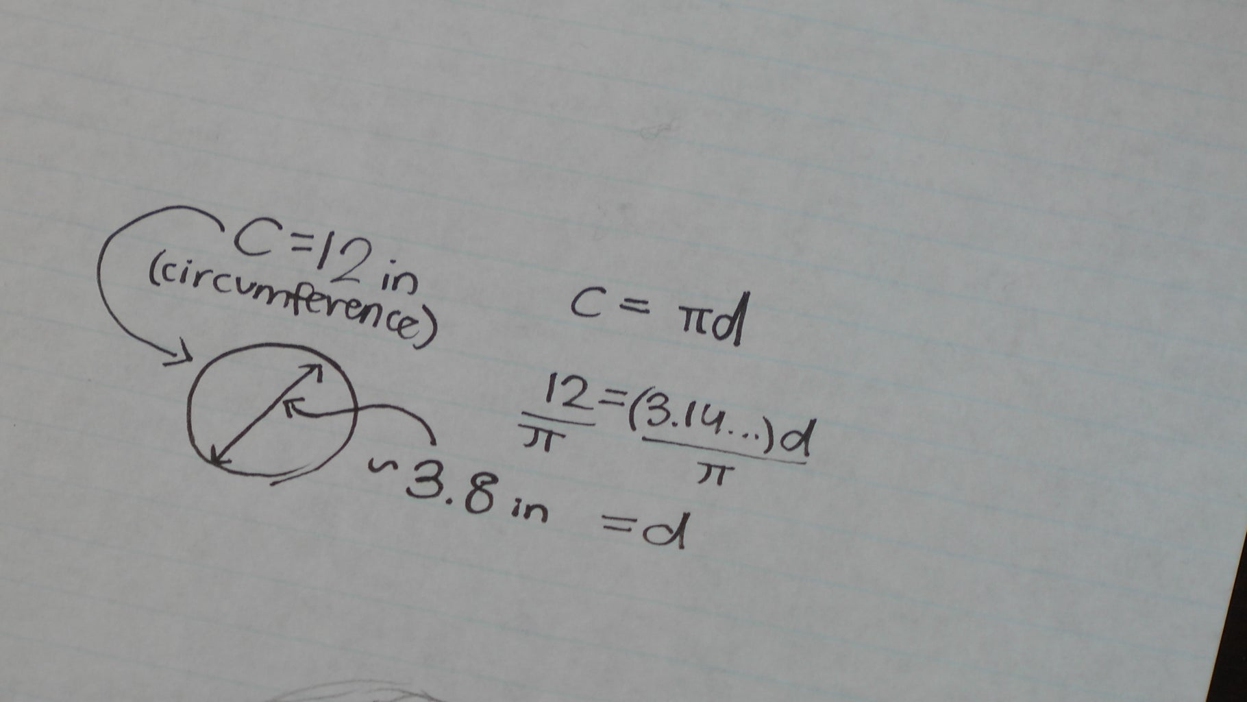 Plan Making: Math