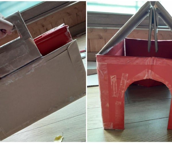 DIY Folding Pet's House