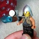 Lego Rifle 2-parts