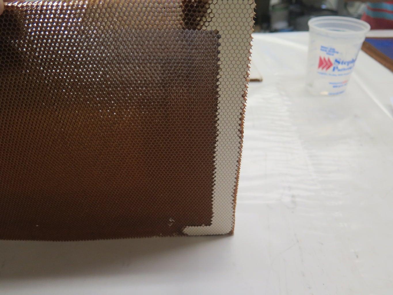 Mold Core Prep - Edge Filling