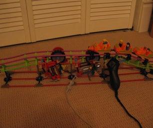 New K'nex Roller Coaster Propulsion System