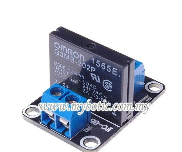 How to Control Bulb by Using Arduino UNO and Single Channel 5V Solid State Relay Module