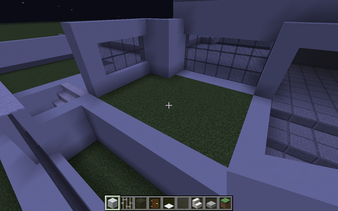 Make the Hallway and the Front Garden