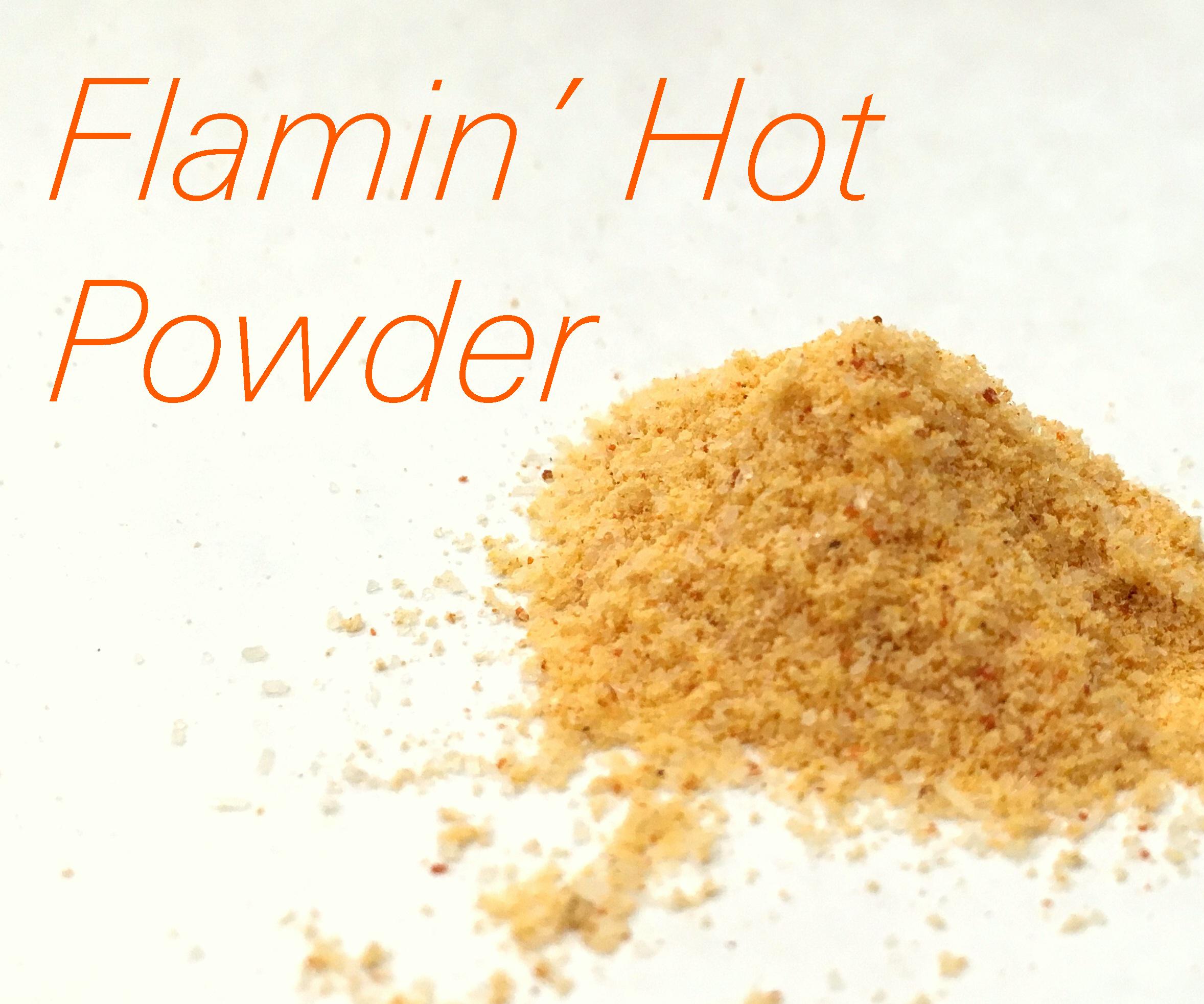 Flamin' Hot Cheeto Powder