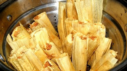 Cook Up Those Tamales!