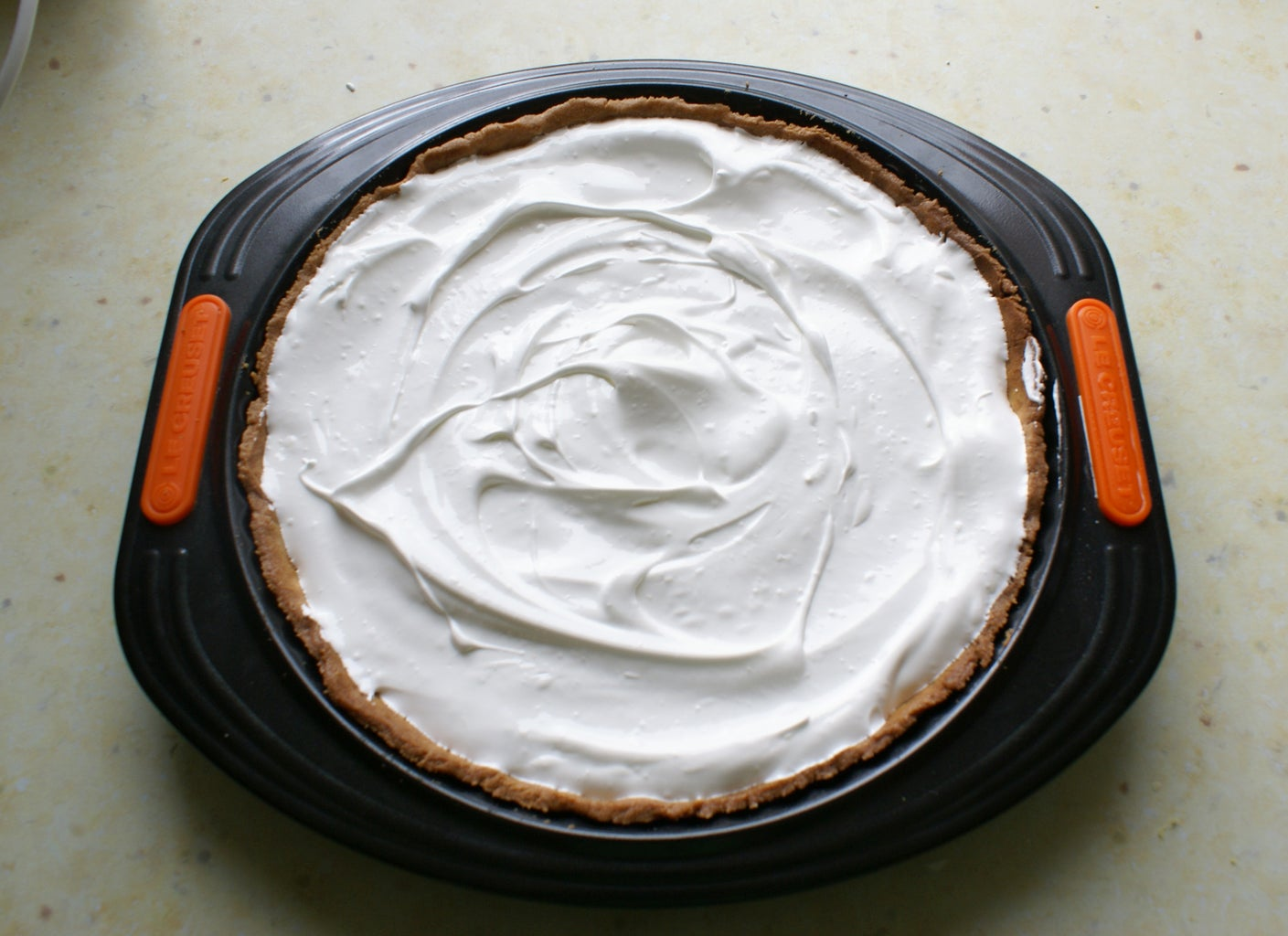 Top the Pie With Meringue