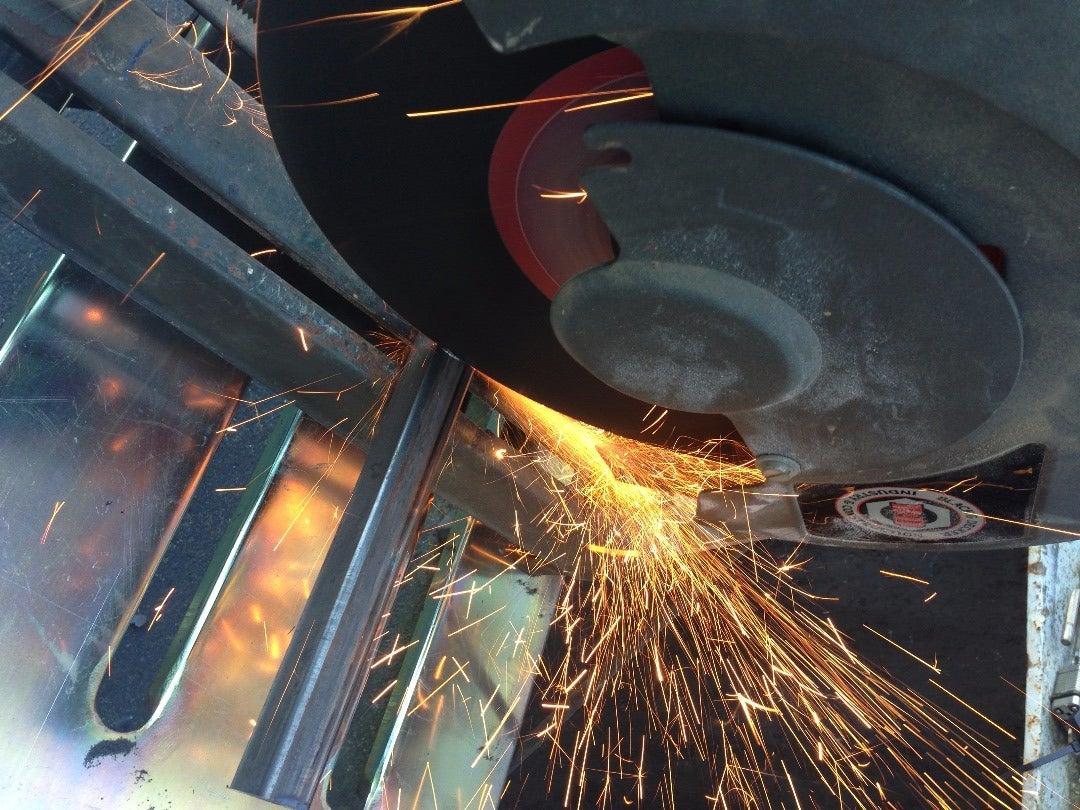Cut & Prepare the Metal