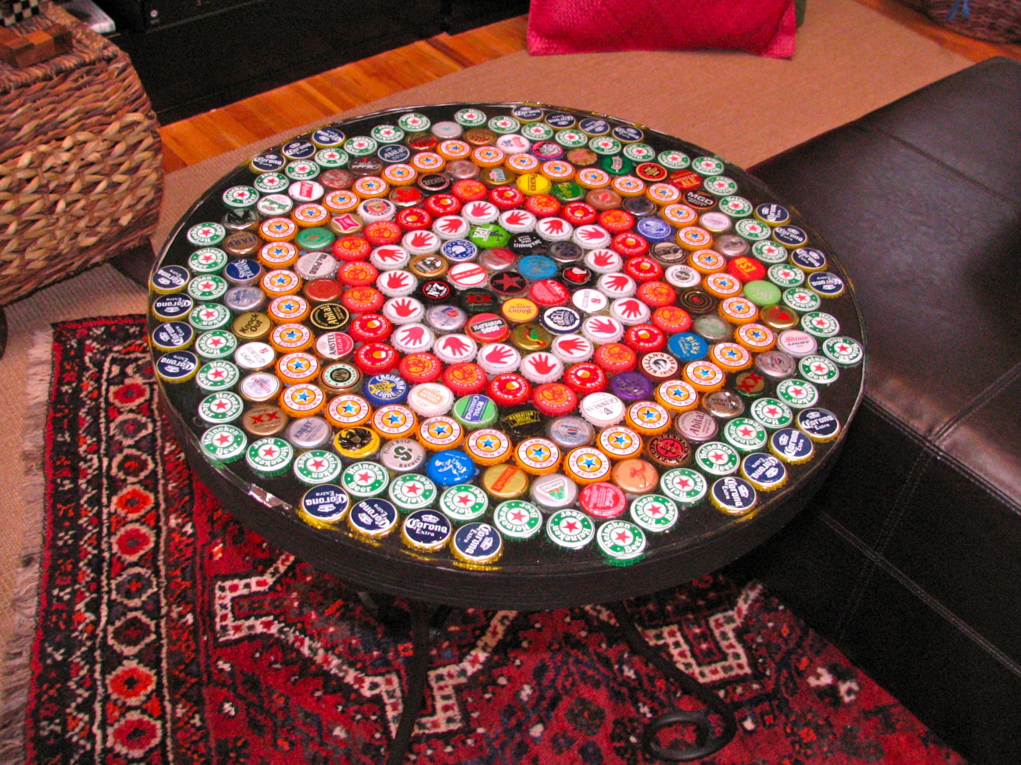 Декор для стола своими руками фото