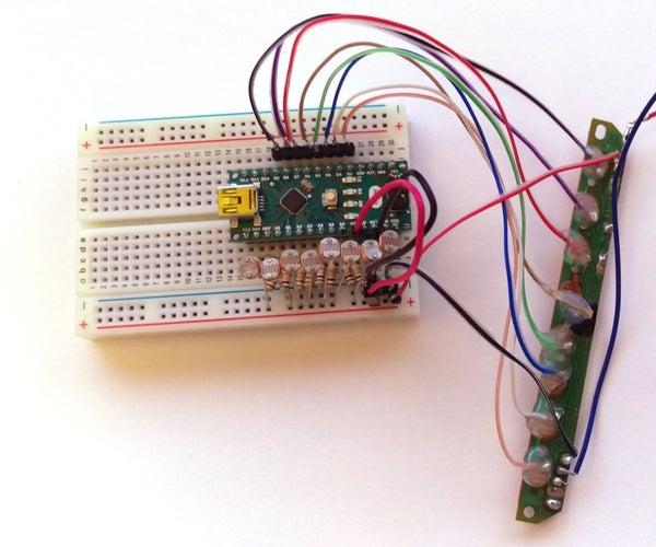 Arduino Based Light Chimes