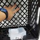 Milk Crate Gravity Sink
