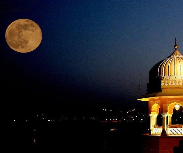 Easy Big Moon Photography