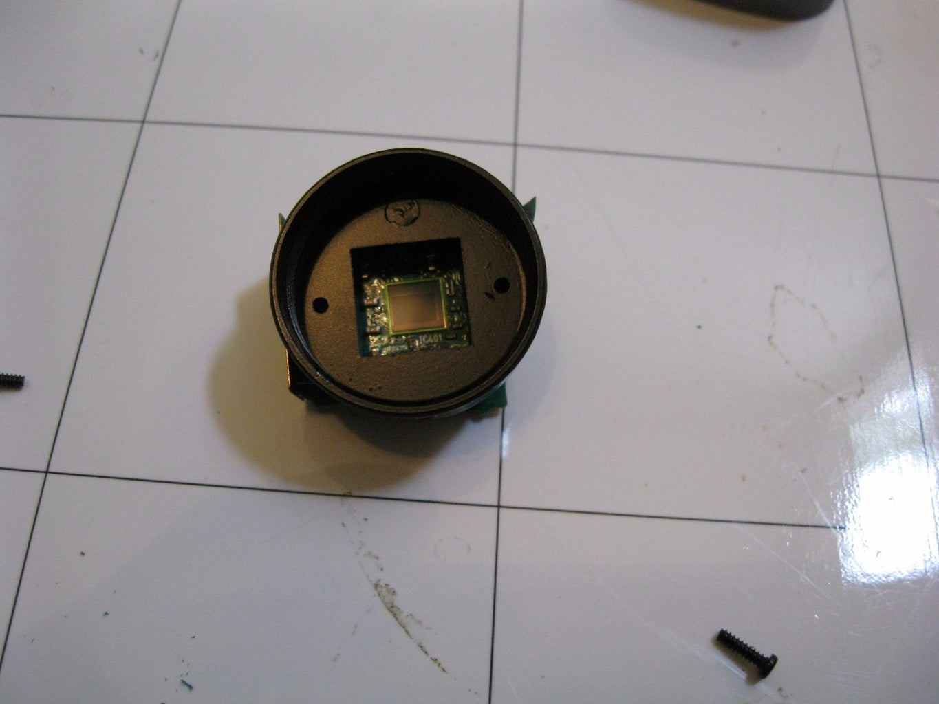 Lens Removal and Mount Swap