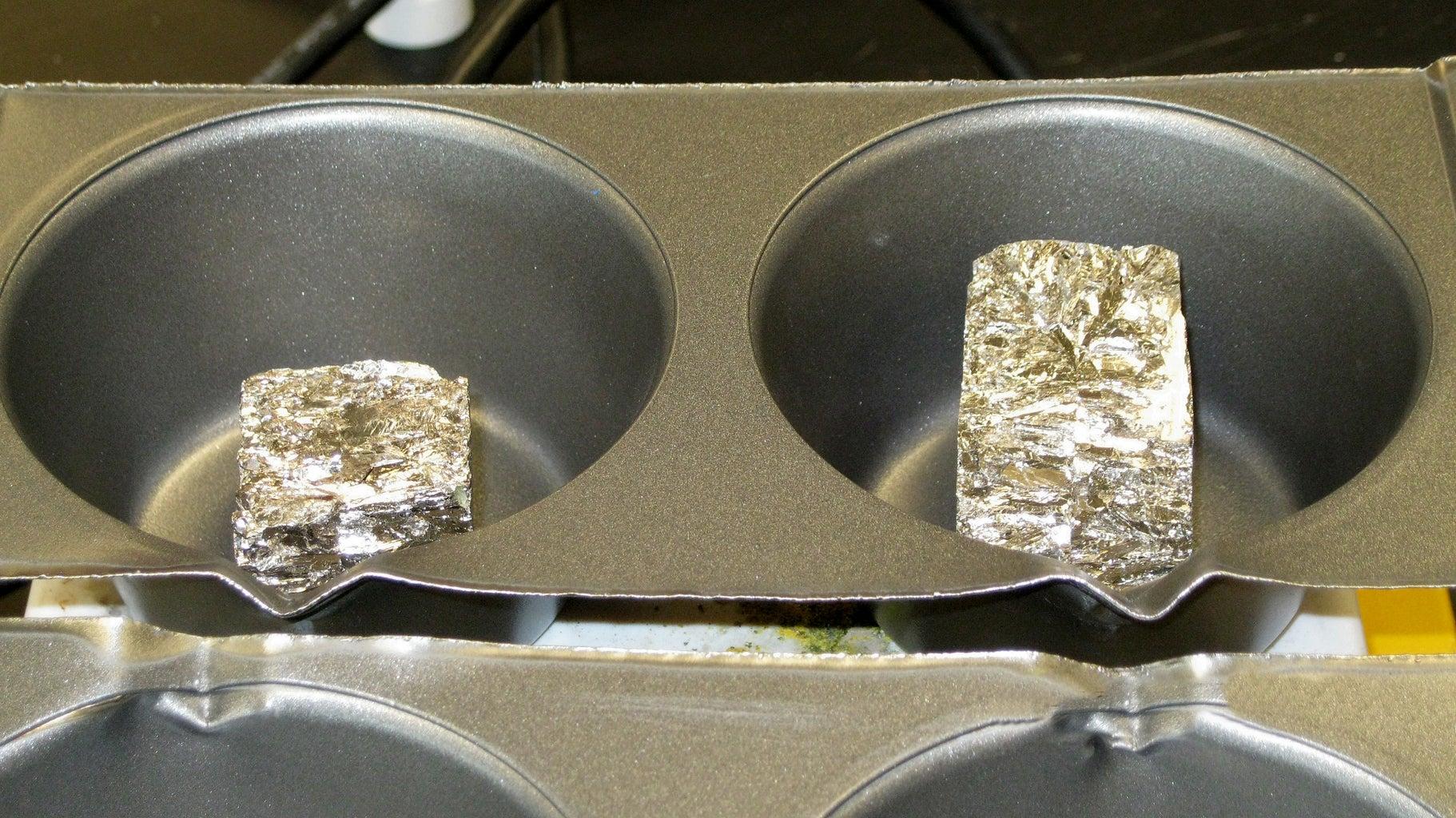 Melting the Bismuth