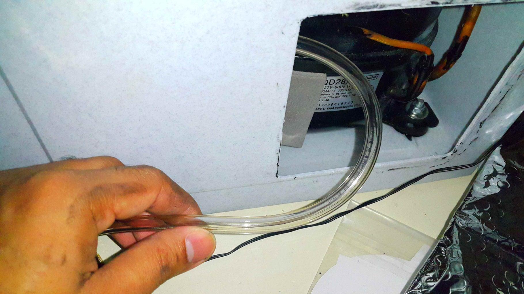 Adding a Condensate Drain Line.
