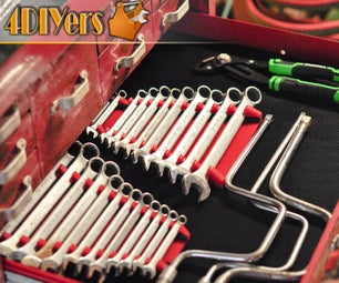 How to Cut and Install Drawer Liners in Your Toolbox